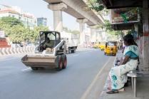 Chennai walk