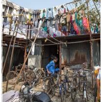 Dhobi ghat - drying
