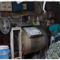 Dhobi ghat - washing machine