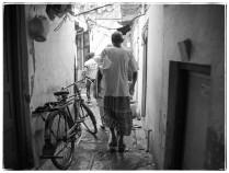 Dhobi ghat - street