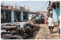Dhobi ghat - carts