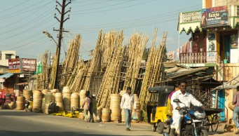 Ladder makers and basket weavers
